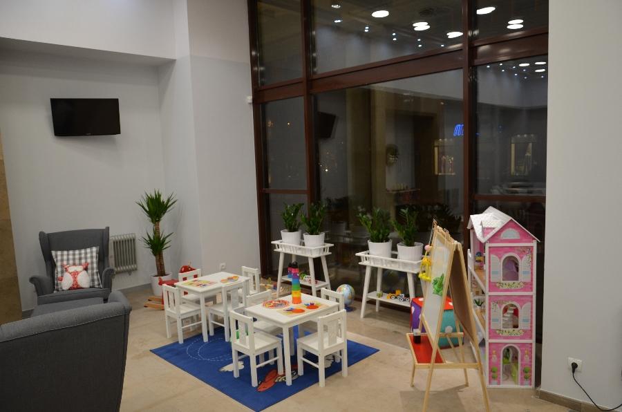Zdjęcie wnętrza Centrum Inicjatyw Rodzinnych
