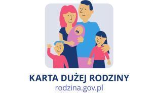 Logo programu Ogólnopolska Karta Dużej Rodziny