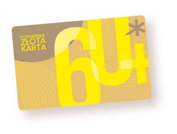 Poznańska Złota Karta - Karta Seniora