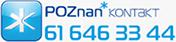 Informacja: Poznań kontakt, telefon 616463344