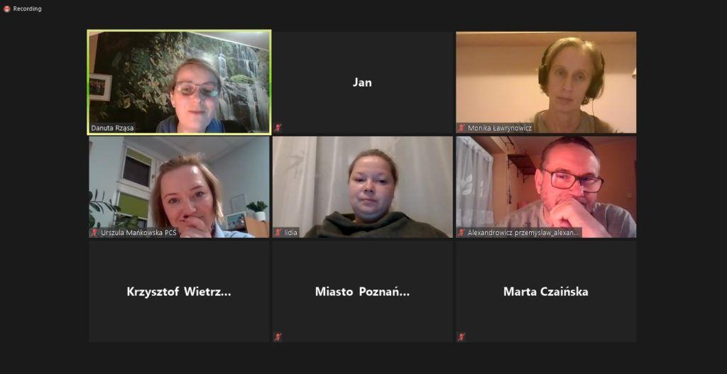 Zebranie Rady Rodziny Dużej online