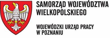 Logo Wojewódzkiego Urzędu Pracy w Poznaniu